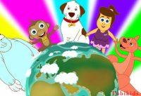 39FRIENDS ANTHEM 39 Annie Ben And Mango Friends Make My World Go Round Nursery Rhymes For Kids 200x137 - 'FRIENDS ANTHEM ' Annie Ben And Mango | Friends Make My World Go Round Nursery Rhymes For Kids