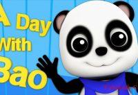 A Day With Bao Baby Bao Panda Cartoon Videos For Children 200x137 - A Day With Bao | Baby Bao Panda Cartoon Videos For Children