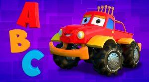 ABC Alphabet Song Monster Truck Dan Videos For Kids 300x165 - ABC Alphabet Song | Monster Truck Dan Videos For Kids