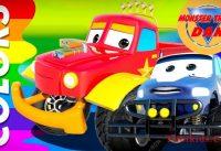 Color Song Monster Truck Dan Video For Children 200x137 - Color Song | Monster Truck Dan Video For Children