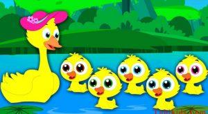 Five Little Ducks Nursery Rhymes Kids tv Songs little duck song five ducks song by kids tv 300x165 - Five Little Ducks | Nursery Rhymes | Kids tv Songs | little duck song | five ducks song by kids tv