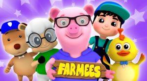Five Little Farmees Nursery Rhymes For Children 300x165 - Five Little Farmees | Nursery Rhymes For Children