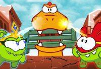 Om Nom Stories SUPER NOMS vs OMZILLA NEW SEASON 8 Funny Cartoons for Children by HooplaKidzTV 200x137 - Om Nom Stories: SUPER-NOMS vs OMZILLA! NEW SEASON 8! Funny Cartoons for Children by HooplaKidzTV