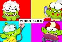 Om Nom Stories VIDEO BLOG Season 6 Compilation Funny Cartoons for Children by HooplaKidz TV 200x137 - Om Nom Stories: VIDEO BLOG   Season 6 Compilation   Funny Cartoons for Children by HooplaKidz TV