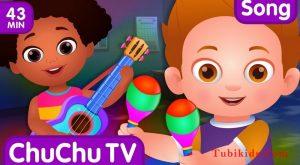Teeki Taaki Dance Song and Many More Nursery Rhymes amp Songs for Babies by ChuChu TV 300x165 - Teeki Taaki Dance Song and Many More Nursery Rhymes & Songs for Babies by ChuChu TV