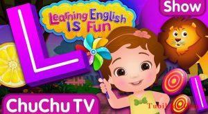 maxresdefault 9 300x165 - ChuChu TV Learning English Is Fun™   Alphabet L Song   Phonics & Words For Preschool Children