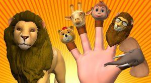 Animal Finger Family 3 Finger Family Kids Songs Animals Nursery Rhymes for Children 300x165 - Animal Finger Family 3   Finger Family Kids Songs - Animals Nursery Rhymes for Children