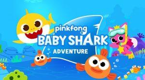 App Trailer Baby Shark Adventure 300x165 - [App Trailer] Baby Shark Adventure