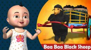 Baa Baa Black Sheep Nursery Rhyme 3D Animation Rhymes amp Songs for Children 300x165 - Baa Baa Black Sheep Nursery Rhyme  -  3D Animation Rhymes & Songs for Children