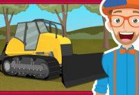 Blippi Bulldozer Educational Construction Trucks for Children 200x137 - Blippi Bulldozer | Educational Construction Trucks for Children