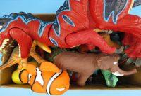 Box of Toys Sea Animals for Children Dinosaur Names For Kids 200x137 - Box of Toys Sea Animals for Children Dinosaur Names For Kids
