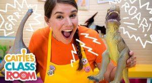 Caitie39s Classroom Live Dinosaurs 300x165 - Caitie's Classroom Live - Dinosaurs!