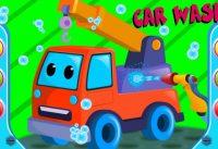 Crane Car Wash Car Cartoons For Children by Kids Channel 200x137 - Crane Car Wash | Car Cartoons For Children by Kids Channel