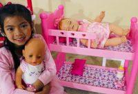 Emma Pretend BABYSITTING Baby Doll Toys 200x137 - Emma Pretend BABYSITTING Baby Doll Toys
