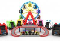 Ferris Wheel Toy Cars Parking Color Videos Collection for Children 200x137 - Ferris Wheel Toy Cars Parking - Color Videos Collection for Children
