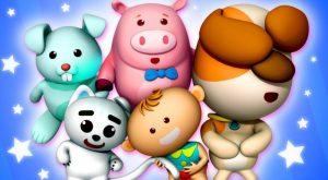 Five In The Bed Little Eddie Nursery Rhymes For Babies By Kids Tv 300x165 - Five In The Bed | Little Eddie | Nursery Rhymes For Babies By Kids Tv
