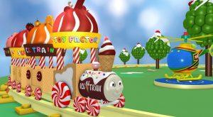 Ice Cream Train Toy Train for children Cartoon Train Toy Factory Chocolate Train Train JCB 300x165 - Ice Cream Train - Toy Train for children - Cartoon Train - Toy Factory - Chocolate Train - Train JCB