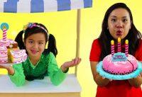 Jannie Pretend Play Baking with Happy Birthday Day Cake amp Kitchen Toys 200x137 - Jannie Pretend Play Baking with Happy Birthday Day Cake & Kitchen Toys