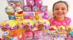 LOL Surprise Hatchimals Shopkins Kinder Surprise Trolls Surprise Eggs Toys for Kids 300x165 - LOL Surprise, Hatchimals, Shopkins, Kinder Surprise, Trolls, Surprise Eggs Toys for Kids
