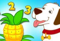 Learn Fruits with One Pineapple Song Cartoon Nursery Rhymes amp Kids Songs by HooplaKidz 1 200x137 - Learn Fruits with One Pineapple Song   Cartoon Nursery Rhymes & Kids Songs by HooplaKidz