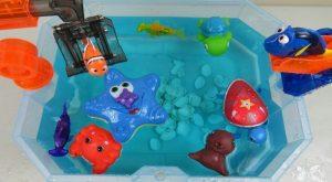 Learn Sea Animals Names Finding Dory Nemo Fish Toys 300x165 - Learn Sea Animals Names Finding Dory Nemo Fish Toys