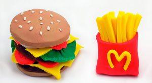 Play Doh McDonald39s Hamburger Fries Coca Cola Restaurant Playset Learn Colors Play Doh Compilation 300x165 - Play Doh McDonald's Hamburger Fries Coca Cola Restaurant Playset   Learn Colors Play Doh Compilation