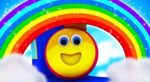 Rainbow Song Bob The Train Videos For Children 300x165 - Rainbow Song   Bob The Train   Videos For Children