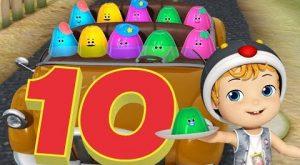 Ten In The Bed Nursery Rhymes amp Baby Songs with Jellies Infobells 300x165 - Ten In The Bed Nursery Rhymes & Baby Songs with Jellies | Infobells