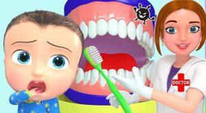 Tooth Song BillionSurpriseToys Nursery Rhyme amp Kids Songs 300x165 - Tooth Song | BillionSurpriseToys Nursery Rhyme & Kids Songs