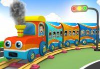 Toys for Children Train Cartoon Trains for Kids Choo Choo Train Kids Toy Factory Train 200x137 - Toys for Children - Train Cartoon - Trains for Kids - Choo Choo Train - Kids Toy Factory - Train