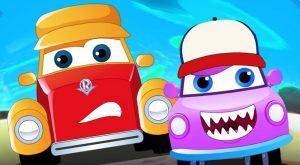We Are The Monster Trucks Super Car Royce Cartoons by Kids Channel 300x165 - We Are The Monster Trucks | Super Car Royce Cartoons by Kids Channel