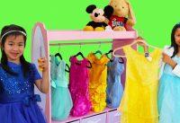 Wendy amp Jannie Pretend Play Princess Dress Up w Pink Closet Girl Toys 200x137 - Wendy & Jannie Pretend Play Princess Dress Up w/ Pink Closet Girl Toys