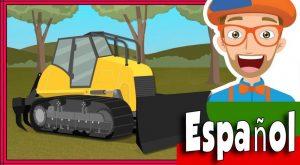 maxresdefault 191 300x165 - Bulldozer de Blippi Español | Camiones de Construcción para Niños | Canciones Infantiles