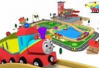 maxresdefault 236 200x137 - Choo Choo Train - Toy Factory Trains - Videos for Kids - Police Cartoon - Toy Train Video – Trains