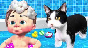 Bath Song Nursery Rhymes Baby Songs Brush Your Teeth Plus More Nursery Rhymes amp Kids Songs 300x165 - Bath Song Nursery Rhymes Baby Songs | Brush Your Teeth Plus More Nursery Rhymes & Kids Songs