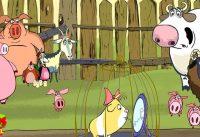 Guinea Pig Piglet Series Part 4 Kids Channel Funny Cartoons For Kids 200x137 - Guinea Pig | Piglet Series Part 4 | Kids Channel | Funny Cartoons For Kids