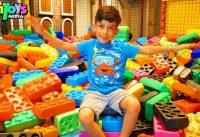 Jason Plays in Huge Indoor Playground Amusement Park for Kids 200x137 - Jason Plays in Huge Indoor Playground Amusement Park for Kids