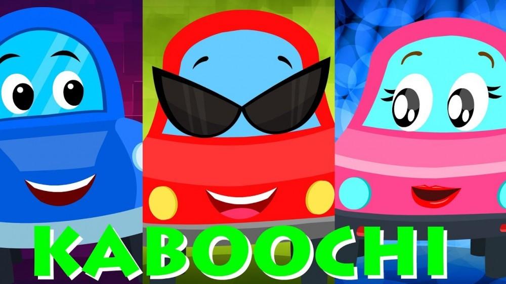 Kaboochi Little Red Car Cartoons Dance Song For Children Kids Channel - Kaboochi |  Little Red Car Cartoons | Dance Song For Children Kids Channel