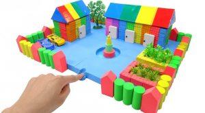 Learn Colors Kinetic Sand amp DIY How To Make Rainbow Preschool Creative Fun for Kids 300x165 - Learn Colors Kinetic Sand & DIY How To Make Rainbow Preschool Creative Fun for Kids