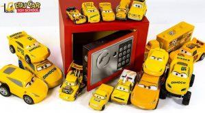 Learning Color Disney Pixar Cars Lightning McQueen Mack Truck Magic Safe box for kids car toys 300x165 - Learning Color Disney Pixar Cars Lightning McQueen Mack Truck Magic Safe box for kids car toys