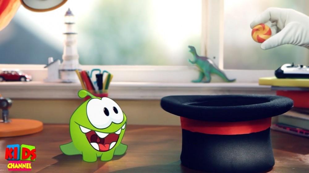 Magic Tricks Om Nom Stories Episode 6 Cartoons by Kids Channel - Magic Tricks | Om Nom Stories | Episode 6 | Cartoons by Kids Channel