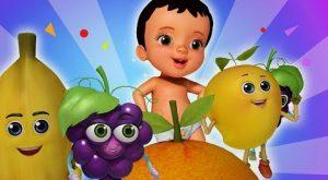 My Fruit Friends Telugu Pandlu Rhymes Telugu Rhymes for Children Infobells 300x165 - My Fruit Friends Telugu Pandlu Rhymes   Telugu Rhymes for Children   Infobells