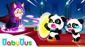 Super Panda Defeats Devil King Math Kingdom Adventure Super Rescue Team BabyBus Cartoon 300x165 - Super Panda Defeats Devil King | Math Kingdom Adventure | Super Rescue Team | BabyBus Cartoon