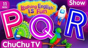 maxresdefault 8 300x165 - PQR Songs   ChuChu TV Learning English Is Fun™   ABC Phonics & Words Learning For Preschool Children