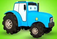 Tractor Formation Car Cartoon Videos For Children Kids Channel 200x137 - Tractor Formation | Car Cartoon Videos For Children | Kids Channel