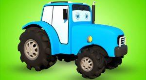 Tractor Formation Car Cartoon Videos For Children Kids Channel 300x165 - Tractor Formation | Car Cartoon Videos For Children | Kids Channel